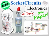 SocketCircuits -  Build electronic circuits on paper!