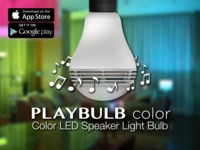 PLAYBULB color - Smart Color Light & Wireless Speaker 2-in-1