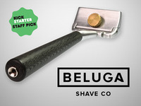 The Beluga Razor: A Barber Quality Shave...Minus the Barber