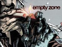 EMPTY ZONE comic book