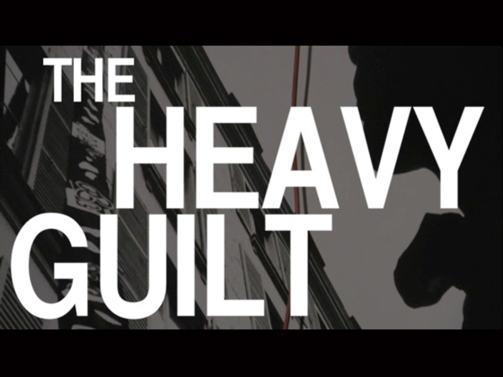 Help The Heavy Guilt record our new album's video poster