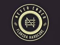 neverender band merchandise
