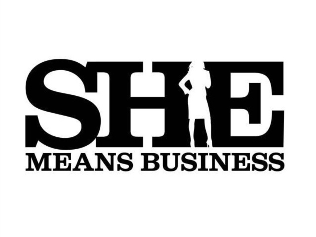 She Means Business (A Documentary about Women Entrepreneurs)'s video poster
