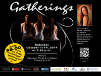 Gatherings, An Evening of Dance by Carrie Lee Miles