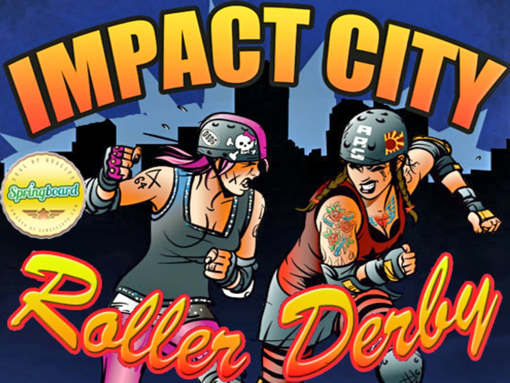 Impact City Roller Derby's video poster