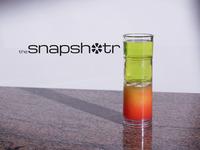 The Snapshotr: Dual-Chamber Shot Glass