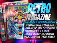 RETRO Video Game Magazine Year Two