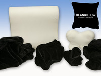BLANKILLOW, a blanket in a pillow