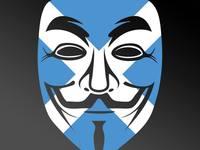 Saltire Vendetta Mask's