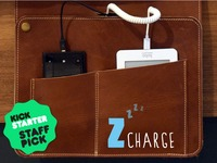 Z-Charge - Phone and tablet bedside storage with charging