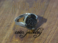 Ancient Relic Coin Jewelry