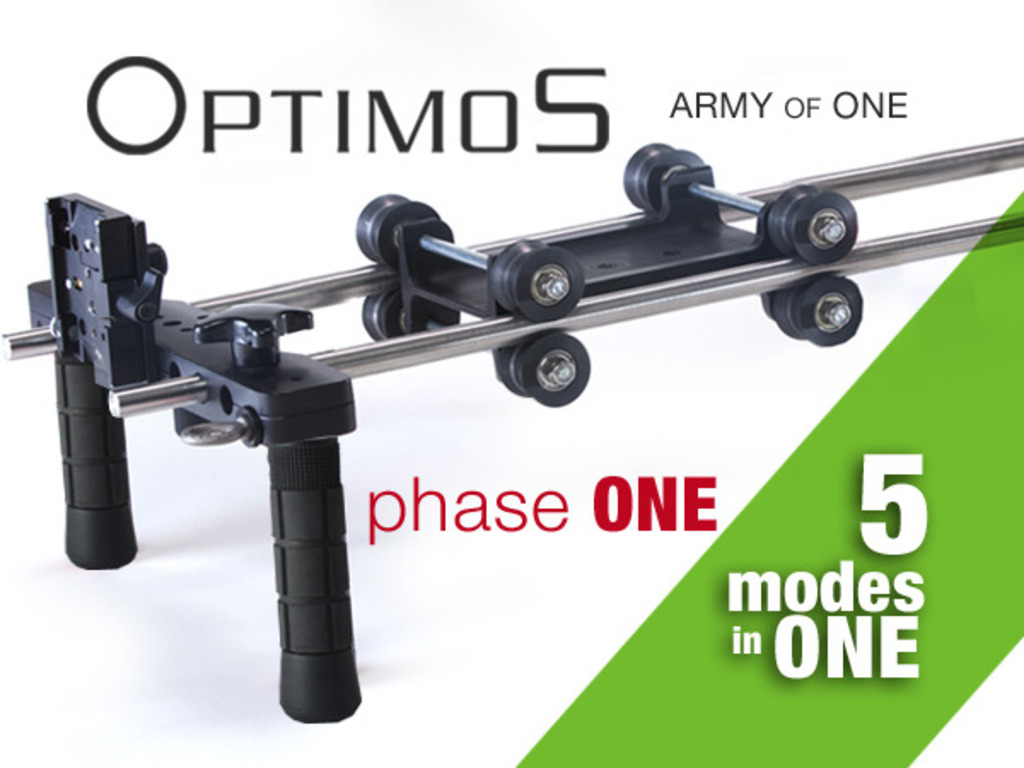 OPTIMOS phase One's video poster