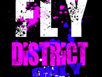 Fly District Tee Project