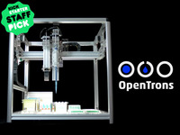 OpenTrons: Open-Source Rapid Prototyping for Biology