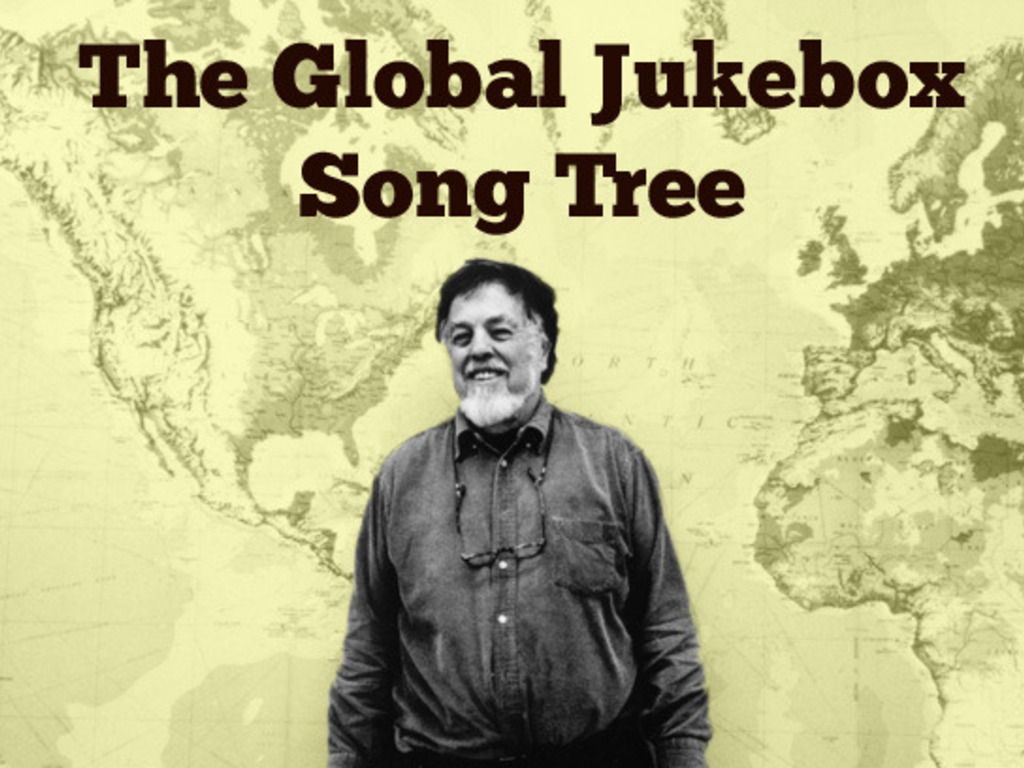 The Global Jukebox Song Tree's video poster