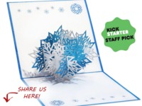 LovePop: 3D Holiday Cards That Pop Like Magic