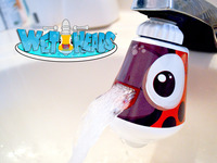 WETHEADS First Faucet Attached Kids Soap Dispenser
