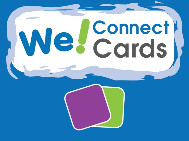 We Connect Cards