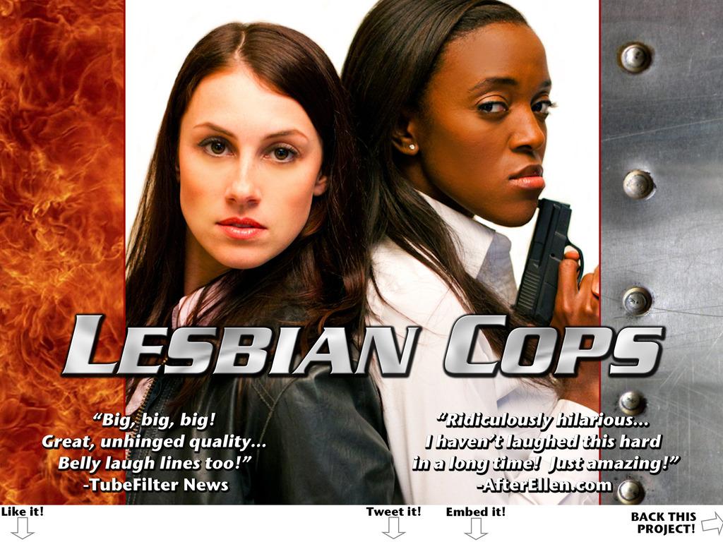 Lesbian Cops: The Movie - Season 2's video poster