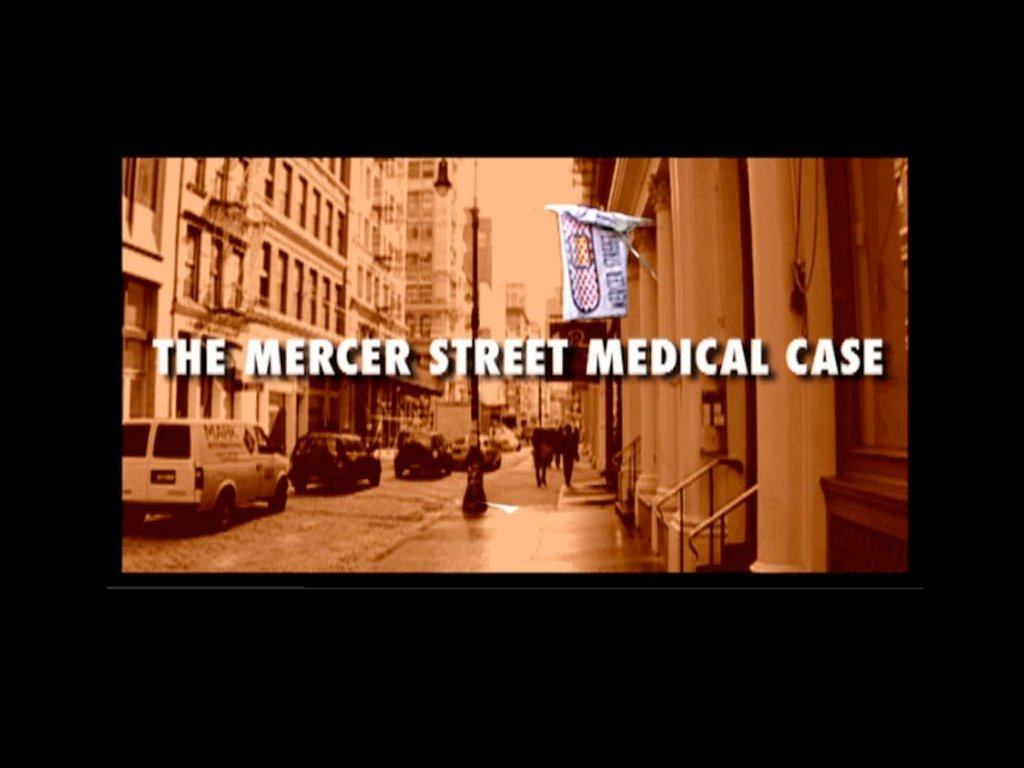 Everything Is Going to Be OK: The Mercer Street Medical Case's video poster