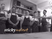 Burnt Truffle from the team behind Sticky Walnut
