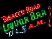 Save History: Miami's Oldest Bar, legendary Tobacco Road!