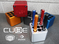 The CUBE- Machined Pen Storage