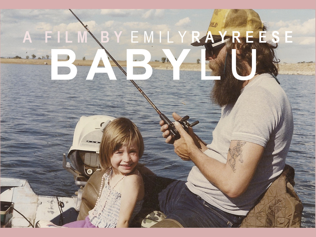 Baby Lu's video poster