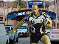 Help us build a bronze statue of Scotty Minto in Townsville!