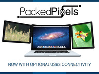 Packed Pixels - An extra monitor for your laptop!