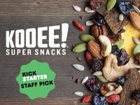 KOOEE! Jerky Trail Mix. High-protein snacks made by nature