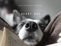 A photography book - Heart Dog