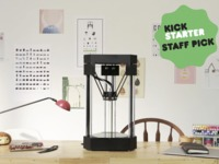 FLUX All-in-One 3D Printer - UNLIMITED. ELEGANT. SIMPLE.