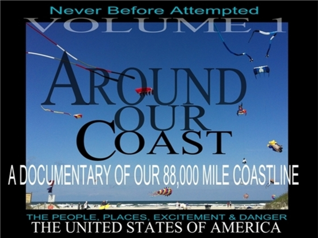 Around Our Coast Documentary & Book Vol. 1, THE U.S.A.'s video poster