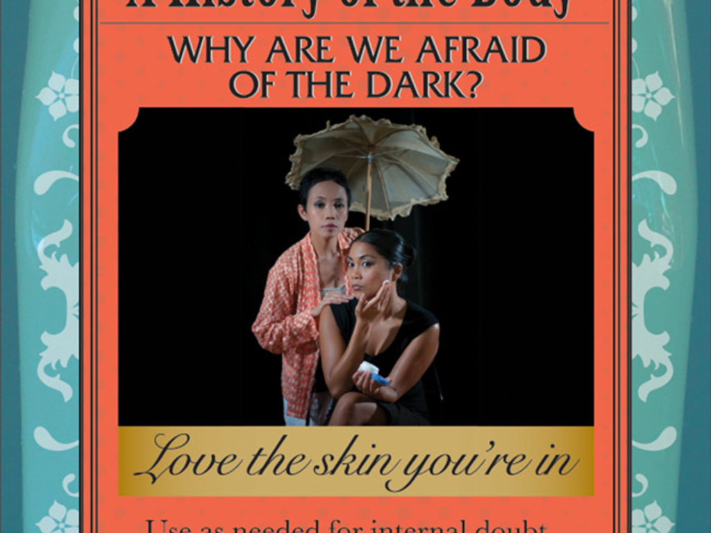 A History of the Body 2012: Why Are We Afraid of the Dark?'s video poster