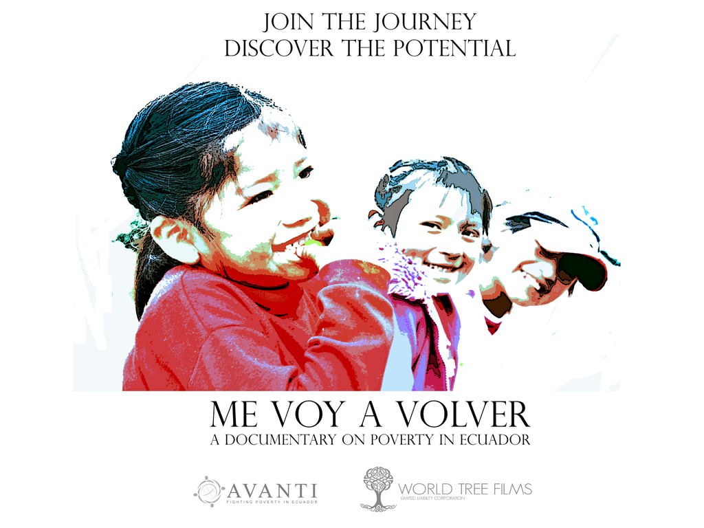 Me Voy a Volver (When I Return): A documentary about Poverty's video poster
