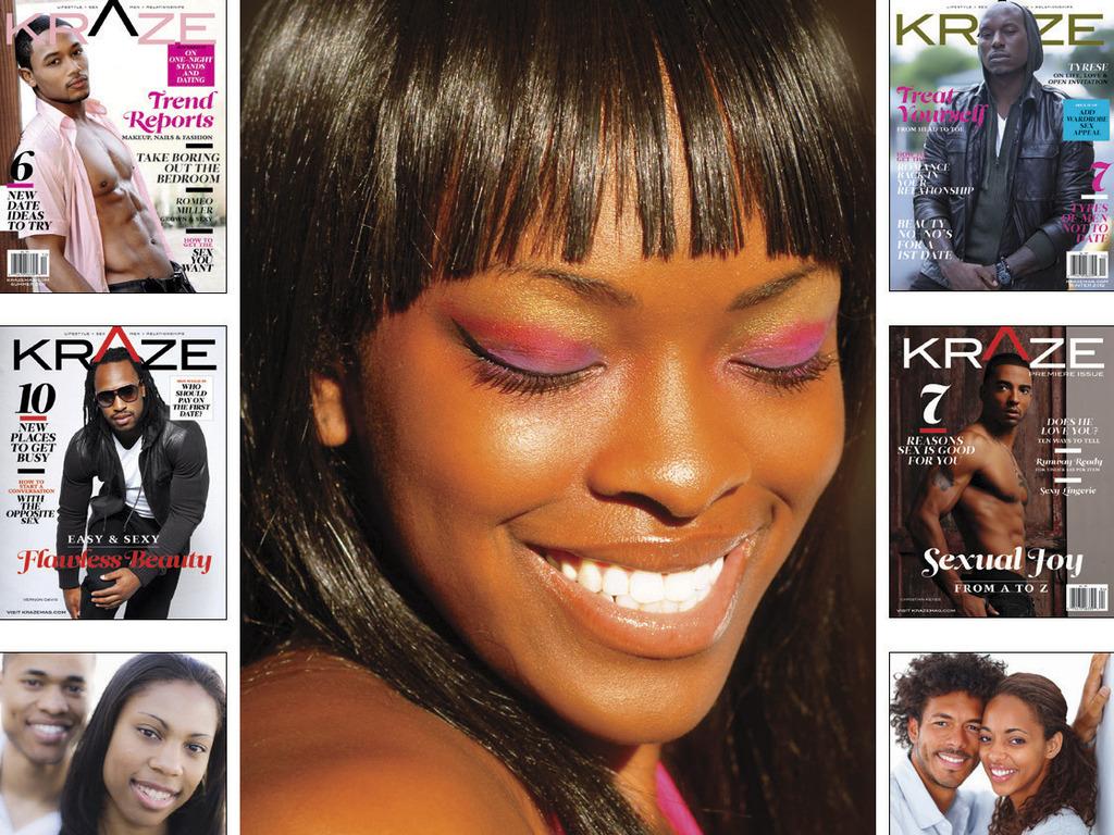KRAZE Magazine (Canceled)'s video poster