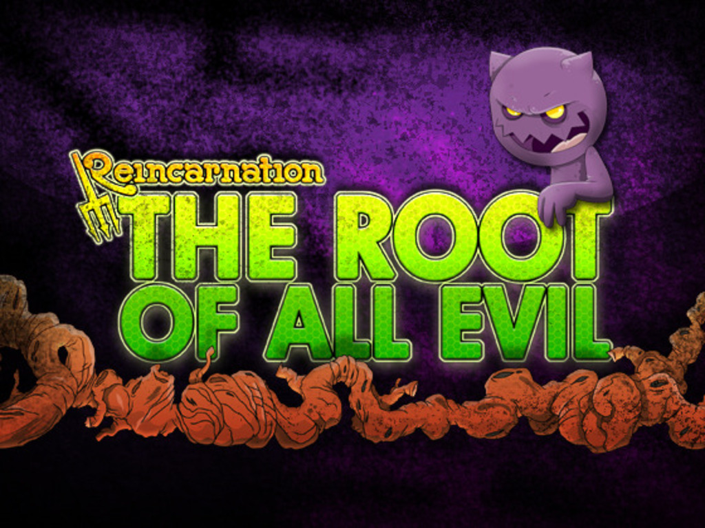 Reincarnation:  The Root of All Evil's video poster