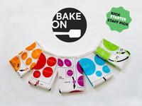 Bake On tea towels
