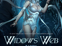 WIDOW'S WEB: A NEW COMIC BOOK SERIES by Raven Gregory