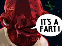 Star Wars Farts: ReInventing Star Wars... through Farts