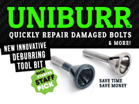 UNIBURR Tool Bit