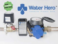 Water Hero: protection from major pipe bursts & costly leaks