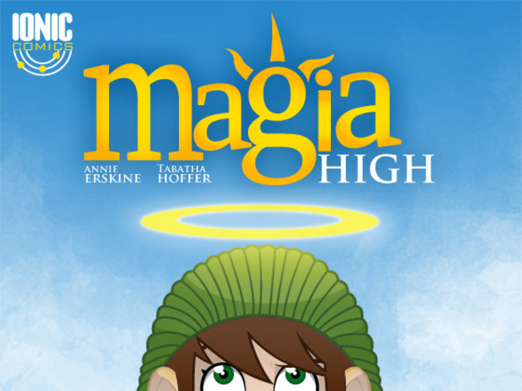 Magia High's video poster