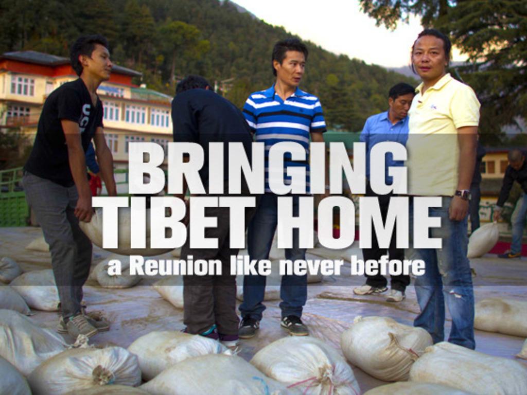 Bringing Tibet Home (Documentary Film)'s video poster