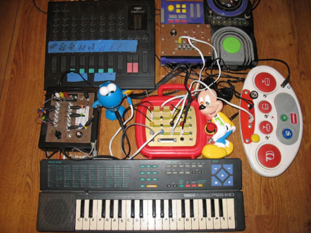 Modular Random Music Sequencer's video poster