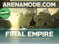 FINAL EMPIRE - the Complete Arena Mode Book Series