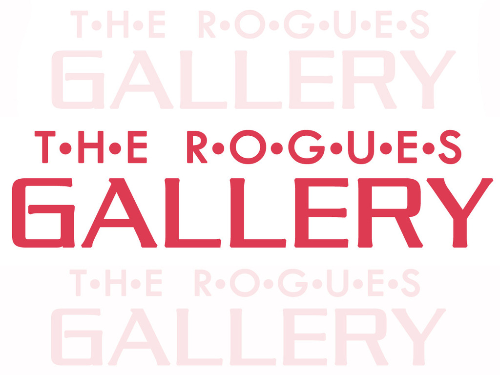 THE ROGUES GALLERY: Chicago's First Ever Original Comic Art Gallery's video poster