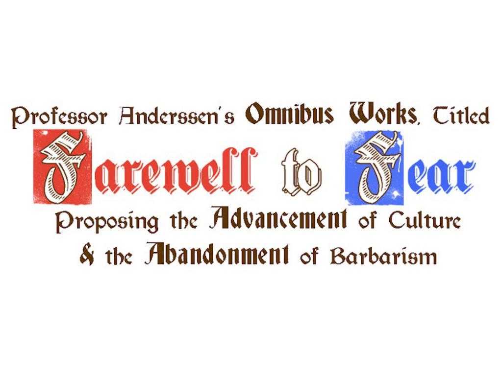 Farewell to Fear: A Progressive Post-Fantasy RPG's video poster
