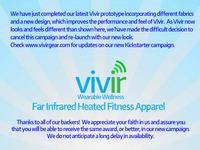 Vivir Wearable Wellness